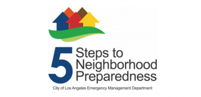 5 Steps to Neighborhood Preparedness