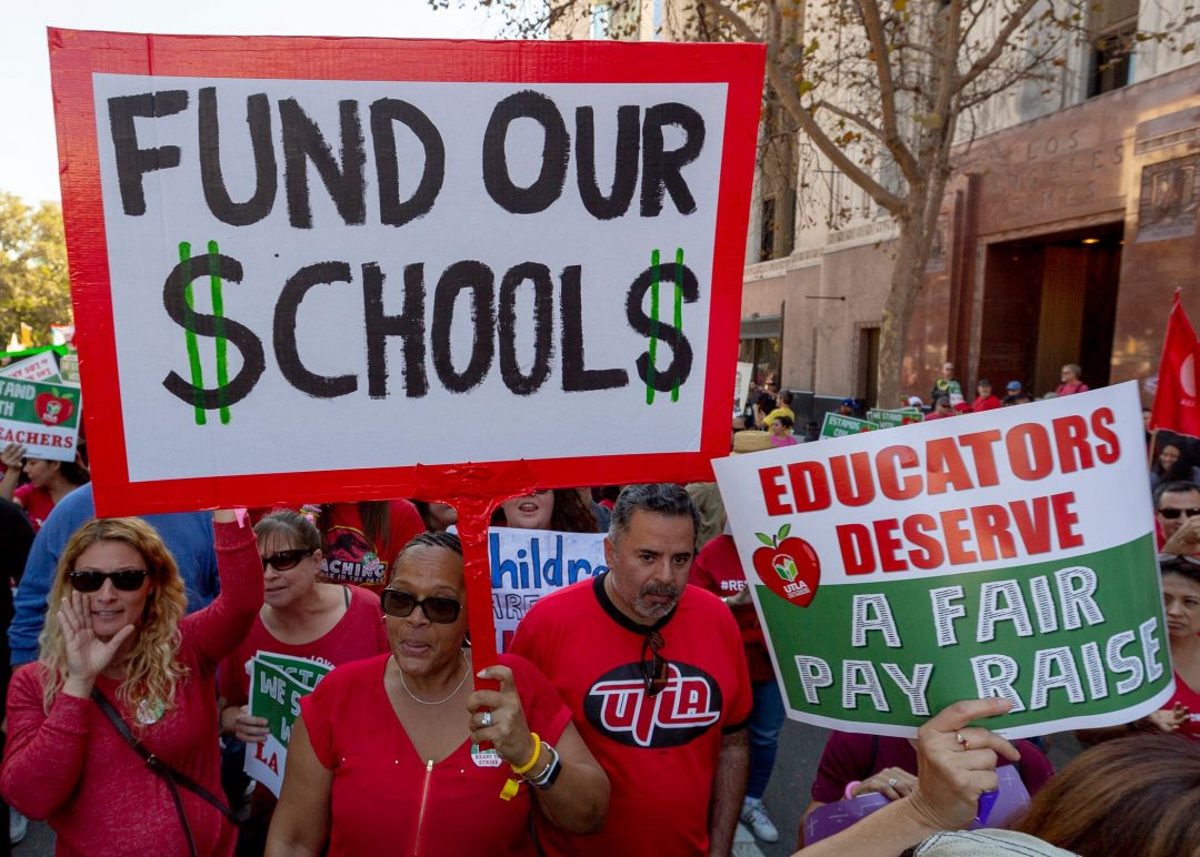 Teachers Approve Deal To End Strike